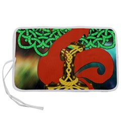 Ragnarok Dragon Monster Pen Storage Case (l) by HermanTelo