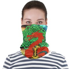 Ragnarok Dragon Monster Face Seamless Bandana (adult)