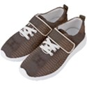 Brown Alligator Leather Skin Men s Velcro Strap Shoes View2