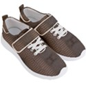 Brown Alligator Leather Skin Men s Velcro Strap Shoes View3