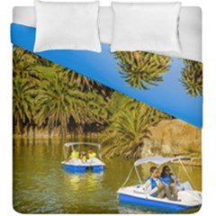 Parque Rodo Park, Montevideo, Uruguay Duvet Cover Double Side (king Size) by dflcprintsclothing