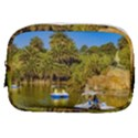 Parque Rodo Park, Montevideo, Uruguay Make Up Pouch (Small) View1