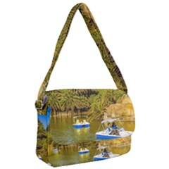 Parque Rodo Park, Montevideo, Uruguay Courier Bag by dflcprintsclothing