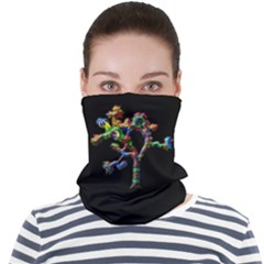 Joshua Tree Face Seamless Bandana (adult)