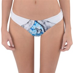 Hands Horse Hand Dream Reversible Hipster Bikini Bottoms