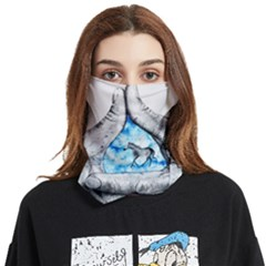 Hands Horse Hand Dream Face Covering Bandana (two Sides)