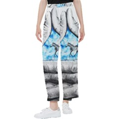 Hands Horse Hand Dream Women s Pants