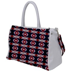 Patriotic 005 Ix Duffel Travel Bag
