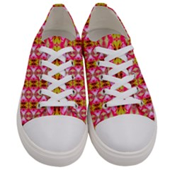 Alert  Men s Low Top Canvas Sneakers