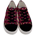 Charming  Men s Low Top Canvas Sneakers View1