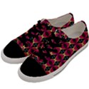 Charming  Men s Low Top Canvas Sneakers View2