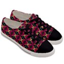Charming  Men s Low Top Canvas Sneakers View3