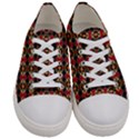Fantasy  Men s Low Top Canvas Sneakers View1