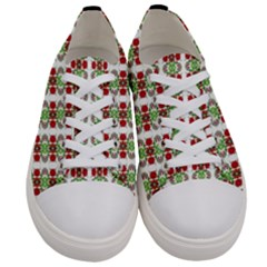 Fun  Men s Low Top Canvas Sneakers