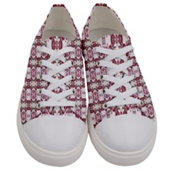 Funky  Men s Low Top Canvas Sneakers