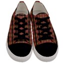 Tough  Men s Low Top Canvas Sneakers View1