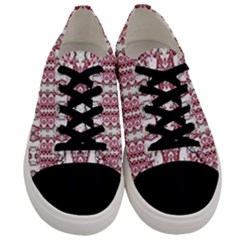 Funky 023 Men s Low Top Canvas Sneakers
