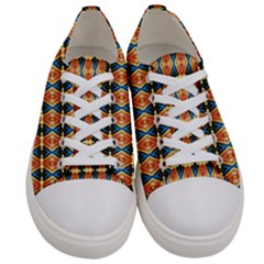 Curacao 014ix Men s Low Top Canvas Sneakers