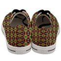 Eclectic  Men s Low Top Canvas Sneakers View4