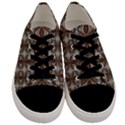 Nature Men s Low Top Canvas Sneakers View1