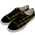 Respectful Men s Low Top Canvas Sneakers View2