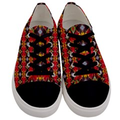 Spirit  Men s Low Top Canvas Sneakers
