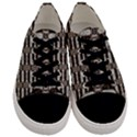 Tardy Men s Low Top Canvas Sneakers View1