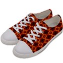 Eruption  Men s Low Top Canvas Sneakers View2