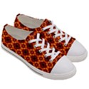 Eruption  Men s Low Top Canvas Sneakers View3