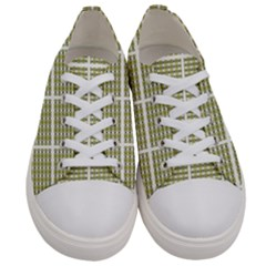 Daring 015v Men s Low Top Canvas Sneakers