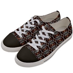 Rustic 001ix Men s Low Top Canvas Sneakers by mrozarb