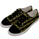 Mind 040 Men s Low Top Canvas Sneakers View2