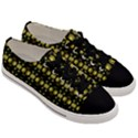 Mind 040 Men s Low Top Canvas Sneakers View3