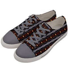 Tennessesse 015ix Men s Low Top Canvas Sneakers by mrozard