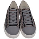 Tennessesse 013ix Men s Low Top Canvas Sneakers View1