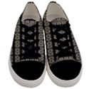 Tennessesse 014ix Men s Low Top Canvas Sneakers View1
