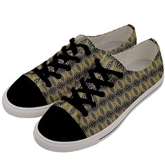 Indiana 003t Men s Low Top Canvas Sneakers by mrozara