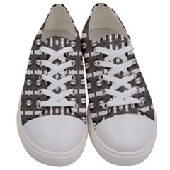 Belguim 013ix Men s Low Top Canvas Sneakers