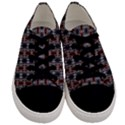Berlin 016ix Men s Low Top Canvas Sneakers View1