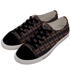 Mo 45 100 Men s Low Top Canvas Sneakers by mrozara