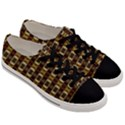 San Marino 014ix Men s Low Top Canvas Sneakers View3