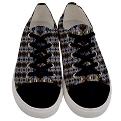 Helsinki 018ix Men s Low Top Canvas Sneakers