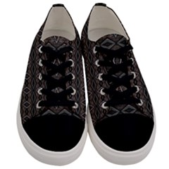 Herning 009ix Men s Low Top Canvas Sneakers