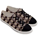 Hungary 054ix Men s Low Top Canvas Sneakers View3