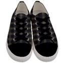Iceland 015ix Men s Low Top Canvas Sneakers View1