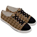 Cartagena 010ix Men s Low Top Canvas Sneakers View3