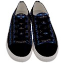 Personalilty Men s Low Top Canvas Sneakers View1