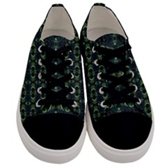 Shadow Men s Low Top Canvas Sneakers