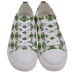 Happy Men s Low Top Canvas Sneakers