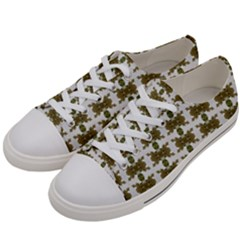 Bague 012ix Men s Low Top Canvas Sneakers by mrozarb
